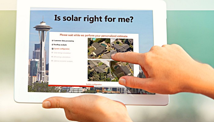 "Is Solar Power Right For Me? ""WattPlan"" Utilities App Offers Answers"