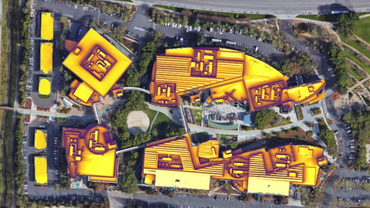 Google Solar Roof >> Google S Project Sunroof Claims 80 Of Us Roofs Analyzed Are