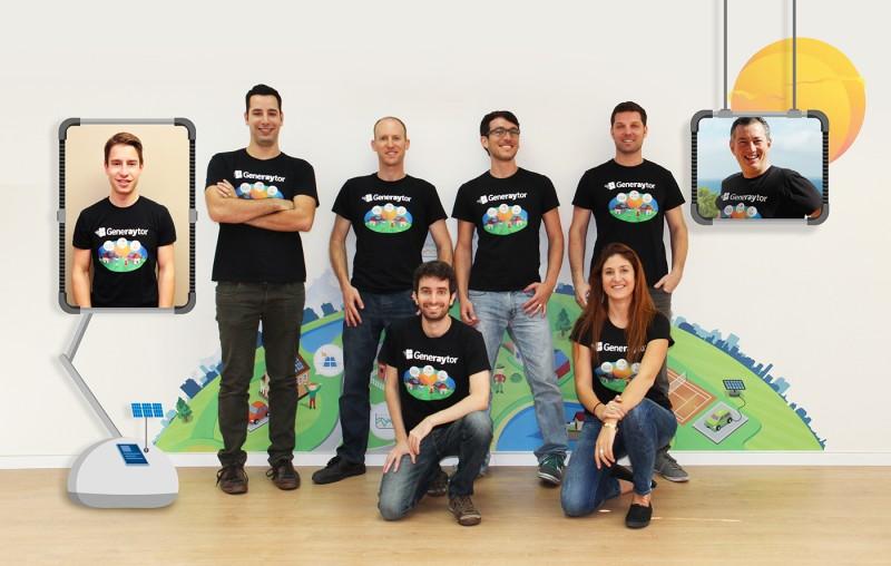 Generaytor team photo
