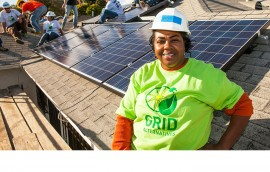 GRID Alternatives will partner with Enphase Energy to bring solar power to 900 more families.