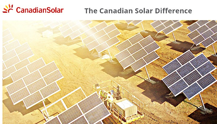 Canadian Solar plans yieldco investment vehicle