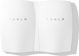 Multiple Tesla PowerWall units can be networked together