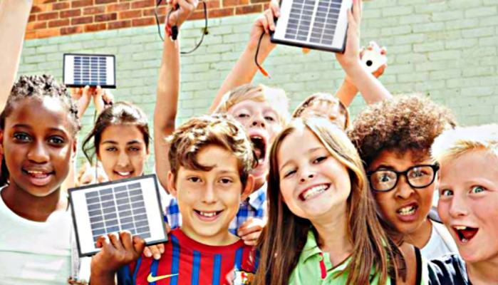 Could Your School Be A Solar Schools