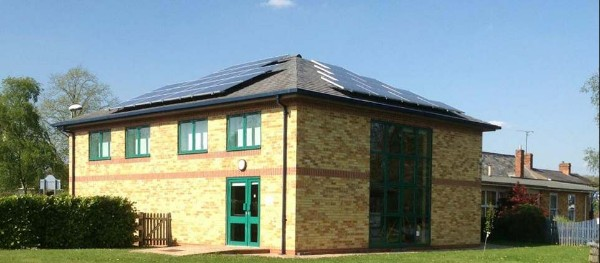pendock primary solar roof © solar schools
