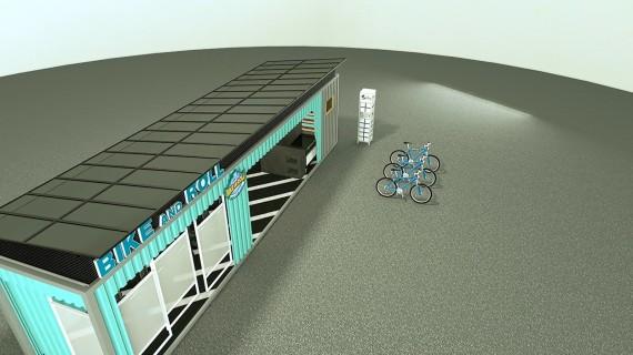 Eco-Power Station