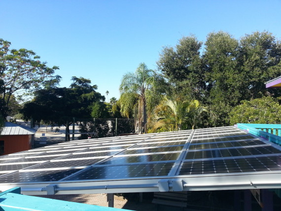 solar power FL
