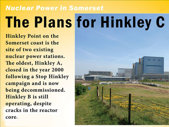 Hinkley Point C nuclear power