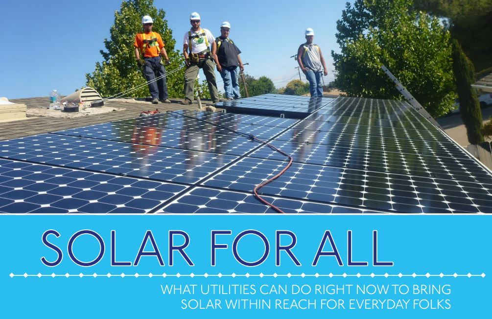 Solar For All residential solar power guide