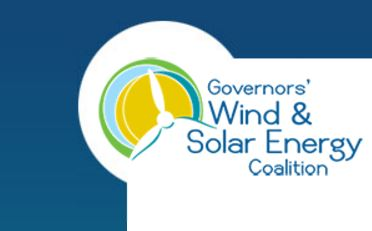 Governors renewable energy council