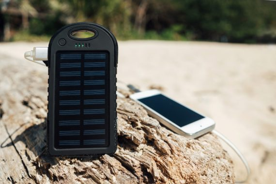 Solar chargers